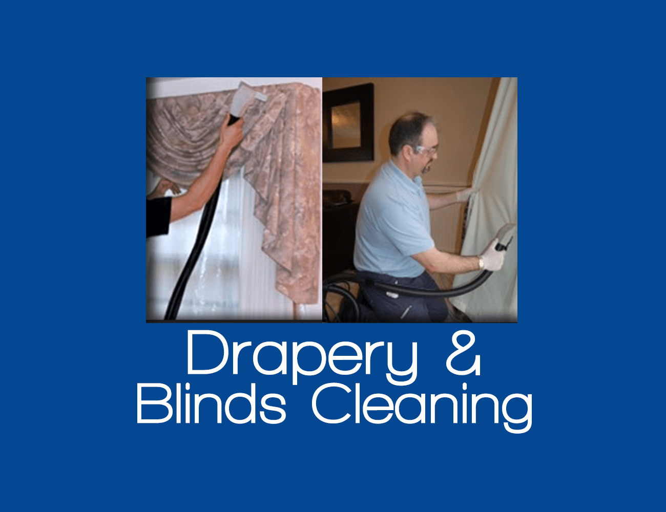 Drapery and Blinds Services