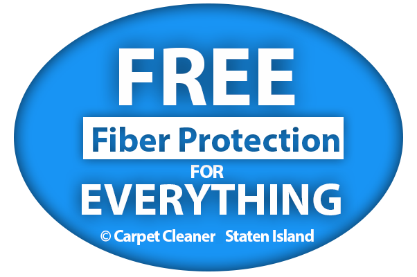 Free fiber protection with any carpet or rug cleaning