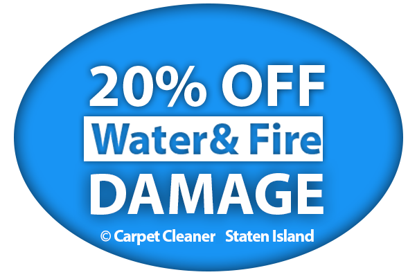 Water or Fire Damage Services 20 OFF